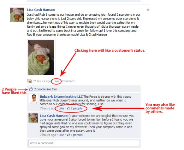 How to Like a Comment on Facebook