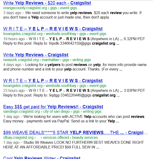 50 Legit Ways to Get Paid to Write Reviews