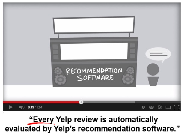 Yelp-recommendation-software